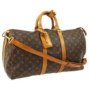Auth Louis Vuitton Keepall 45 #N4295V99O